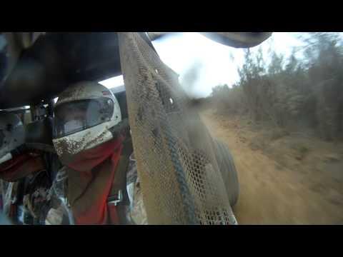 2012 Baja 1000 - Rear View - Car #402