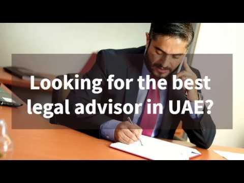 Legal advisor in UAE