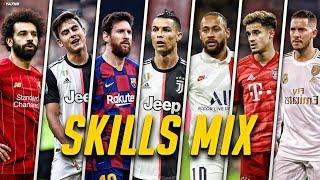 Best Football Skills Mix 2020 Ft Ronaldo Messi Neymar Mbappe Dybala Coutinho Salah More