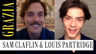 'We Had A Lot Of Chemistry!' Louis Partridge On Millie Bobby Brown | Enola Holmes
