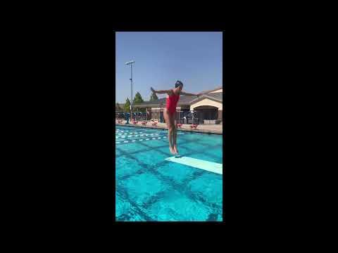 Courtney Klausen - College Video (1 Meter)