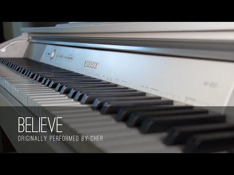 Cher (Ella Henderson) - Believe (Piano Cover)
