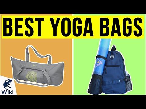 10 Best Yoga Bags 2020