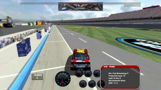 Nascar Racing 2003 - Race 2!