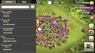Clash of clans #2 Neuer Clan