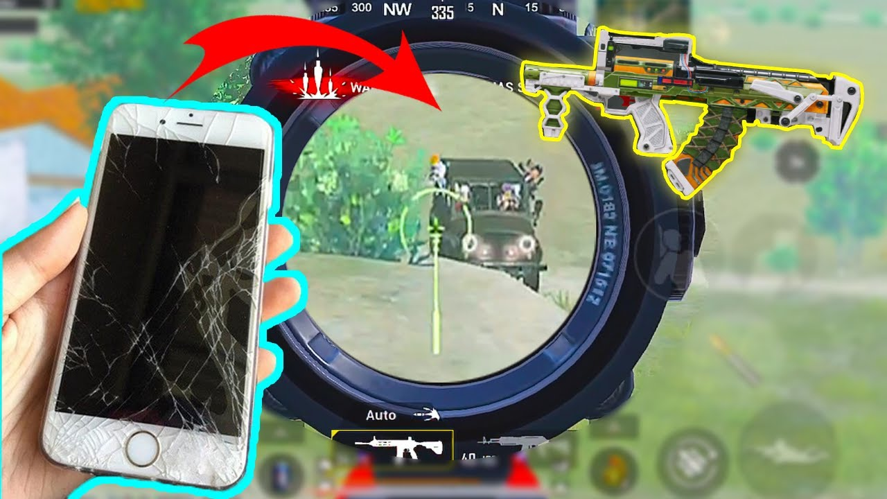 I BROKE MY PHONE FOR THIS   SOLO vs SQUAD PUBG MOBILE