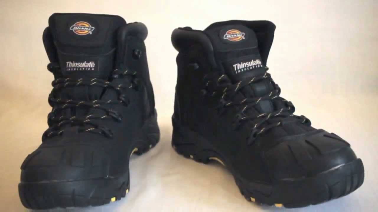 4b6f6c48d7d Dickies Medway Super Safety Hiker Boot - WorkWearZone.co.uk