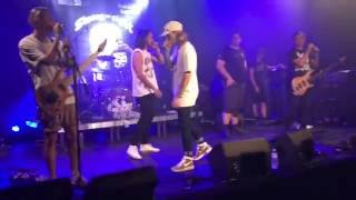 xViciousx Live in Eupen Hardcore Festival 2016 part1