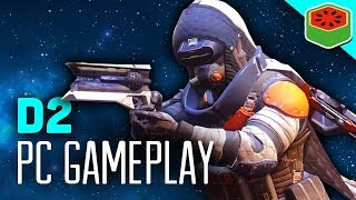 IT PLAYS SO WELL! | Destiny 2 PC Gameplay