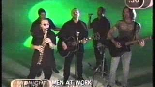 VH-1 Midnight Minute - Men at Work play Overkill