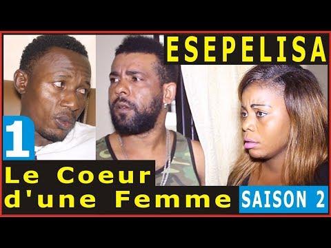 Le Coeur d'une Femme (SAISON 2) EPISODE 1 Fanny Masudi, Serge Sifa Omari Mimie Coquette Elko Vinny