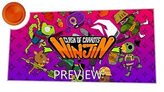 Ninjin: Clash of Carrots - Preview - Xbox One