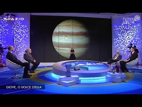 C'è spazio - Jupiter and the gas giants
