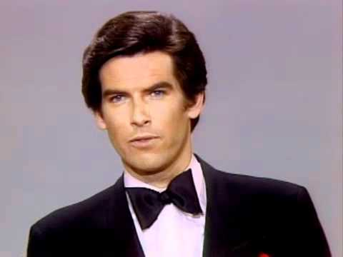 Stephanie Zimbalist and Pierce Brosnan present the nominees for the 10th Annual  Favorite Female Performer in a New Television Show  People s Choice Award