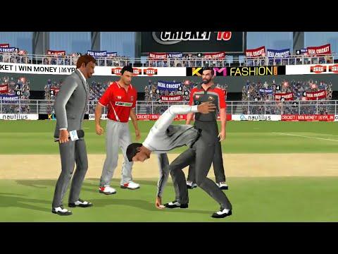 14th May IPL 11 Kings XI Punjab Vs Royal Challengers Bangalore Real cricket 2018 mobile Gameplay