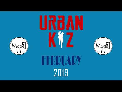 Urban Kiz 2019 vol 4 - DJ Madej  mixtape slow kizz douceur tarraxa ghetto zouk