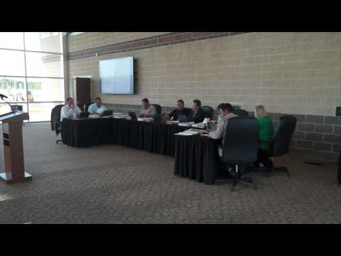 New Caney ISD Board of Trustee Regular Meeting - August 2016
