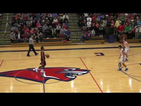 Conant vs. Schaumburg Boys Basketball - December 8, 2017
