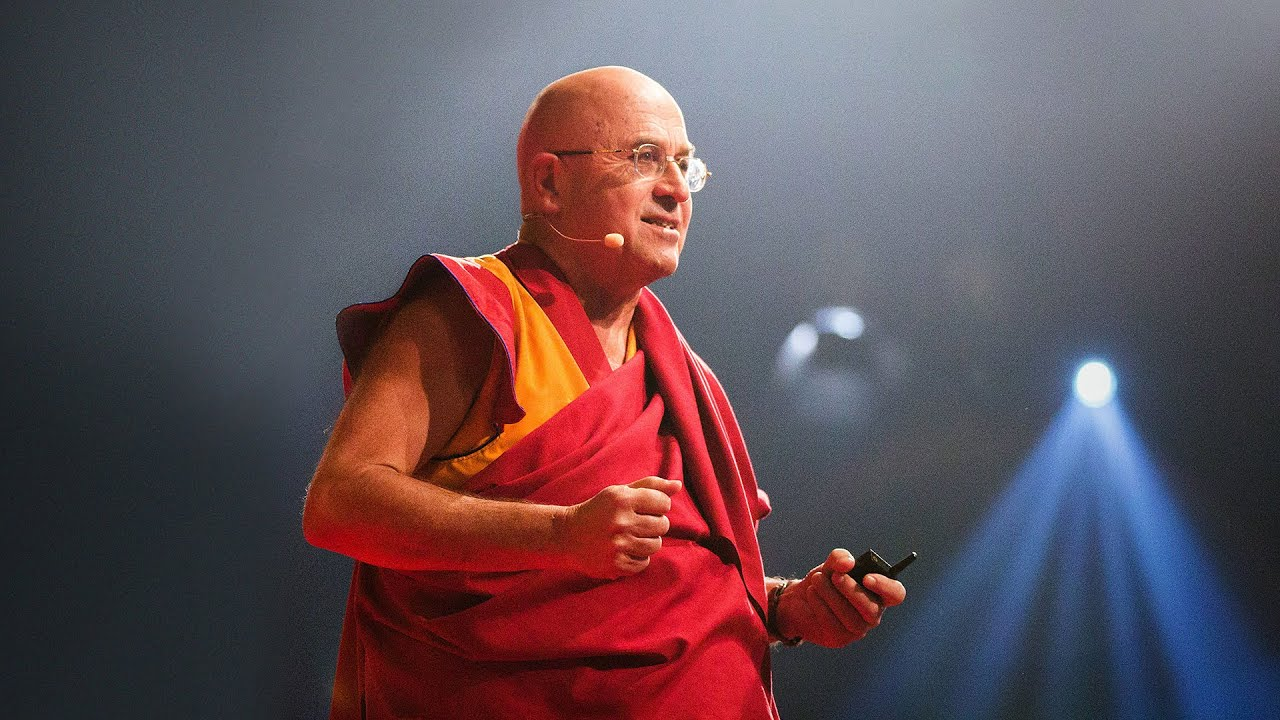 Matthieu Ricard How To Let Altruism Be Your Guide YouTube