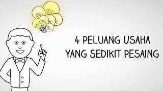 4 Peluang Usaha Yang Sedikit Pesaing