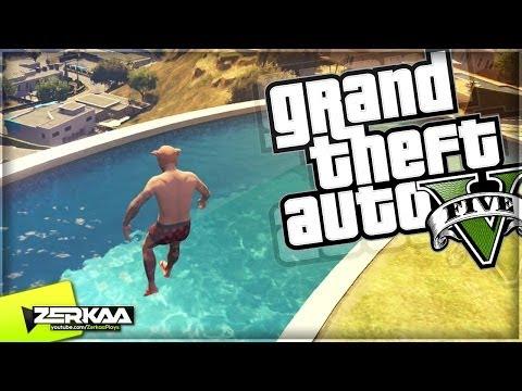 "GTA 5 Online Funny Moments | ""FREE ROAM MADNESS"" | E126 (GTA V)"