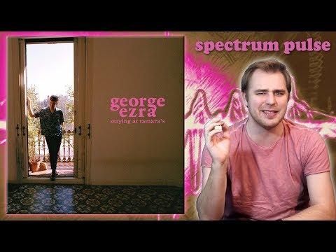 George Ezra - Staying At Tamara's - Album Review