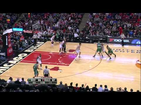 Boston Celtics vs Chicago Bulls | January 3, 2015 | NBA 2014-15 Season