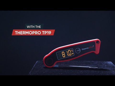 introducing-thermopro-tp19-waterproof-auto-rotating-display-instant-read-thermometer