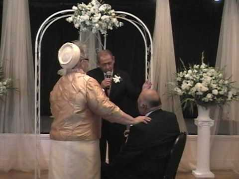 Renewal of Vows Pastor Alfred & Liz Rodriguez