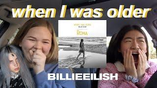 REACTING to Billie Eilish's