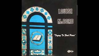 Never Turn Back-Louise McCord