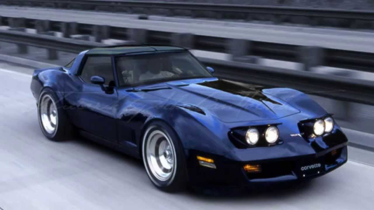 CORVETTE C3 STINGRAY - YouTube