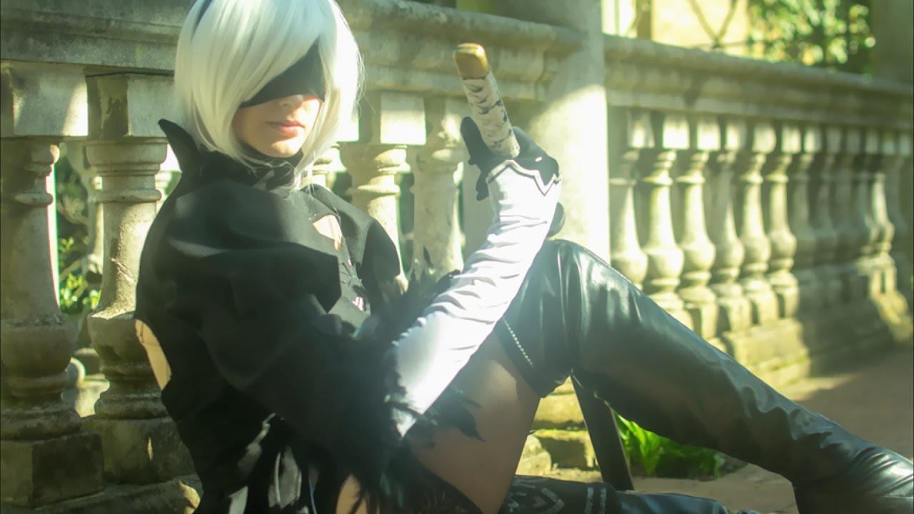 Premise Indicator Words: NieR: Automata Cosplay 2B