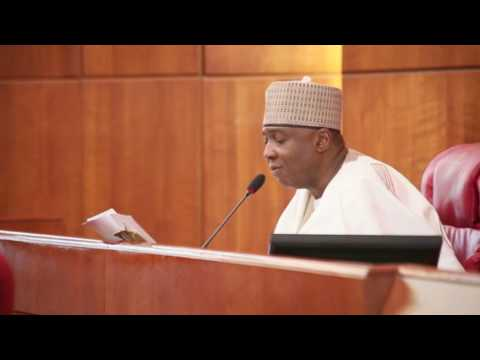 Senate Approves Removal Of Law Making Power From Executive Arm.