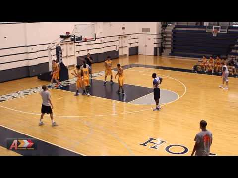 Golden Dragons B vs. Georgetown Prep. JV (Full Game) 7-23-13