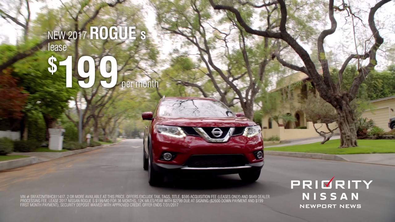 Priority Nissan Newport News   Rogue