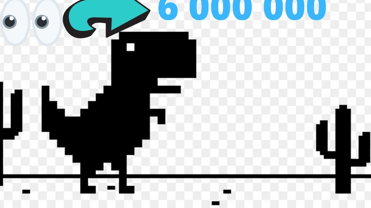 chrome dinosaur game bot