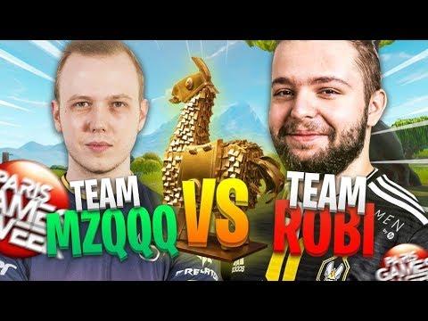 🏆 TEAM MZQQQ vs TEAM ROBI : PETITE FINALE TOURNOI DU LAMA D'OR - PGW 2018 !