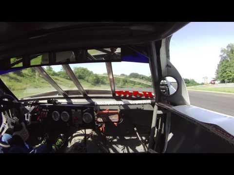 NASA American Iron Firebird #134 - June 2017 Pitt Race R1