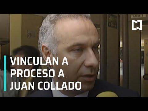 Vinculan a proceso a Juan Collado por peculado en Chihuahua - Expreso