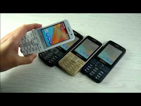 Телефон на 4 СИМ КАРТЫ!  Servo 9500 Phone 4 Sim Cards