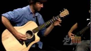 Tim McMillan Band- Baden - Guitar Gods and Masterpieces