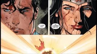 Superman and Wonder Woman - Sky Star Tribute