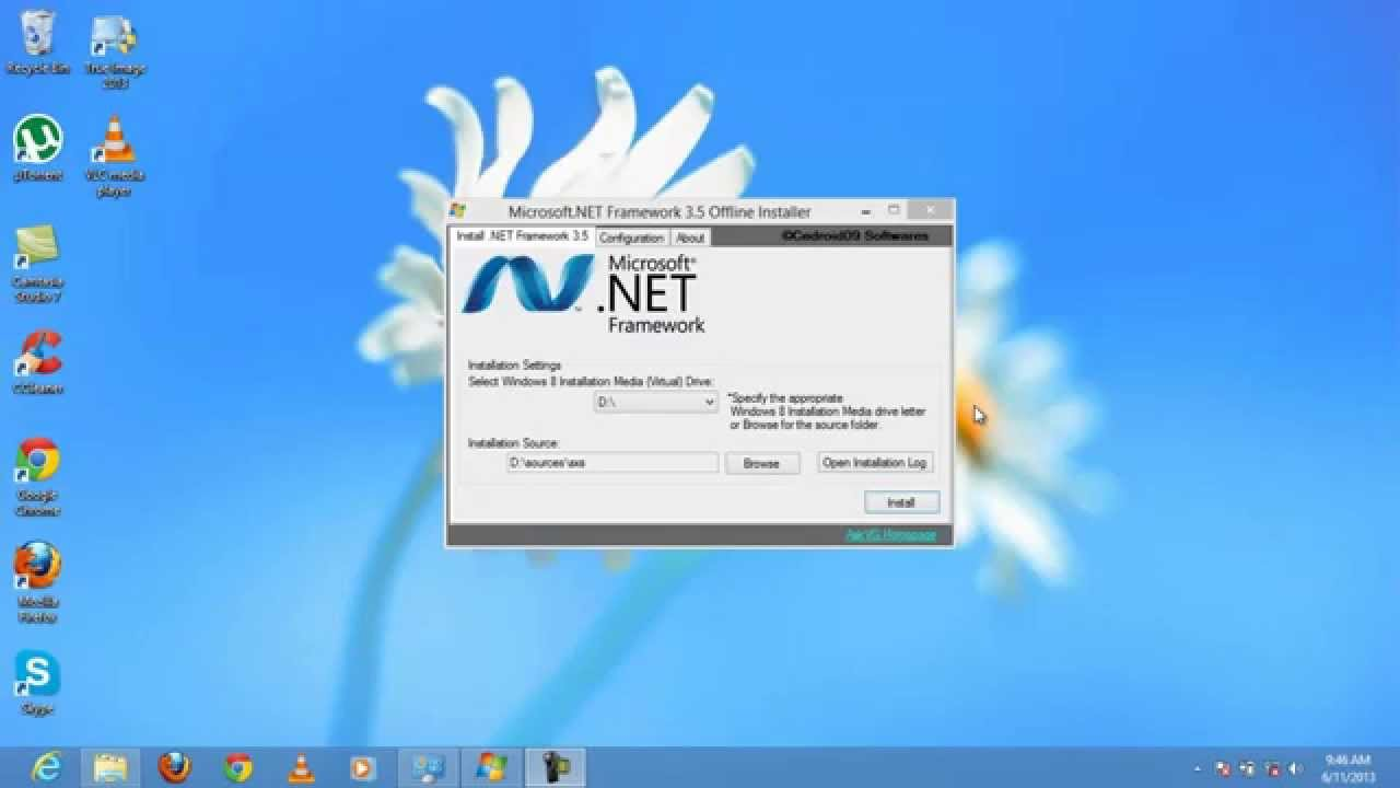 Install. Net framework 3. 5 on windows 10 offline dragon blogger.