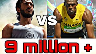 Jamaican Bolt vs Indian Milkha