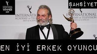 47. Uluslararası Emmy Ödülleri | Şahsiyet - Haluk Bilginer En İyi Erkek Oyuncu