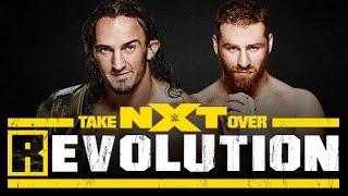 A Ras De Lona #38 - NXT Takeover R Evolution