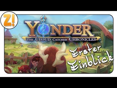 Yonder: Es sieht so putzig aus!! #01 🔴 Let's Play [DEUTSCH]