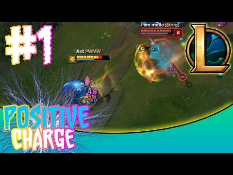 Positive Charge #1 - IT BEGINS!