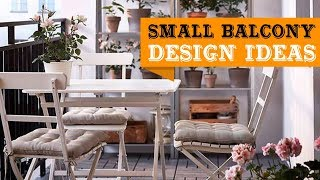 40+ Small Balcony Decorating Ideas on a Budget